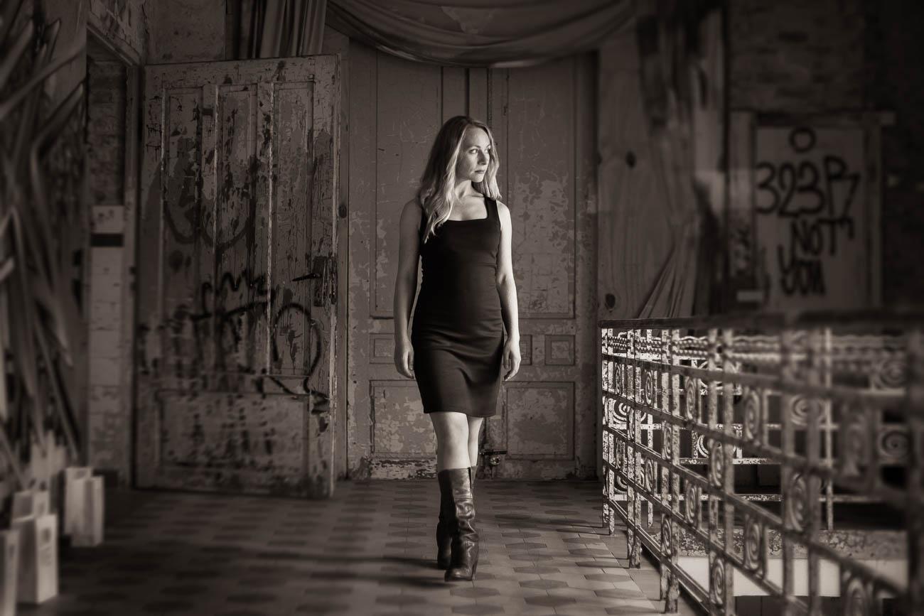 Portrait Christina Kraft